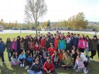 2ª Convivencia: Medalla Milagrosa - Las Nieves (Ávila)