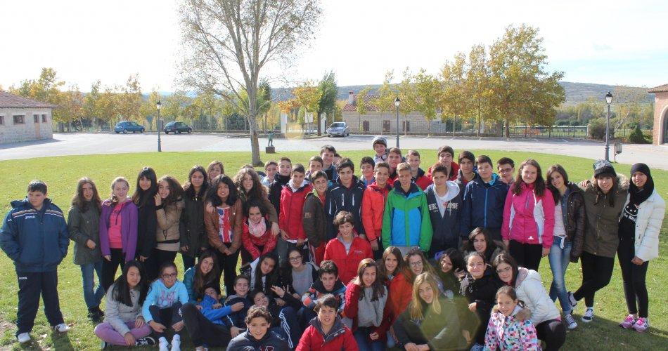 Participantes del Medalla Milagrosa - Las Nieves (Ávila)