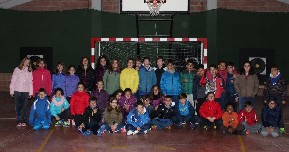 Participantes del C.E.I.P. Santo Tomás