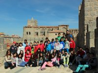 1ª Convivencia: I.E.S. Valle del tietar (Arenas de San Pedro)