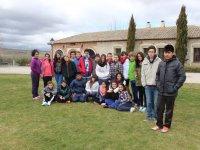 3ª Convivencia: I.E.S. Villa de Sotillo (Sotillo de la Adrada)