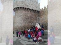 4ª Convivencia: C.R.A. Las Cogotas (Gotarrendura), C.R.A. La Serrezuela (San Miguel de Serrezuela y Santa María del Berrocal), C.P. Gran Duque de Alba (Piedrahíta) y C.P. La Moraña (Arévalo)