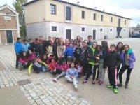 1ª Convivencia: Colegio Milagrosa-Las Nieves