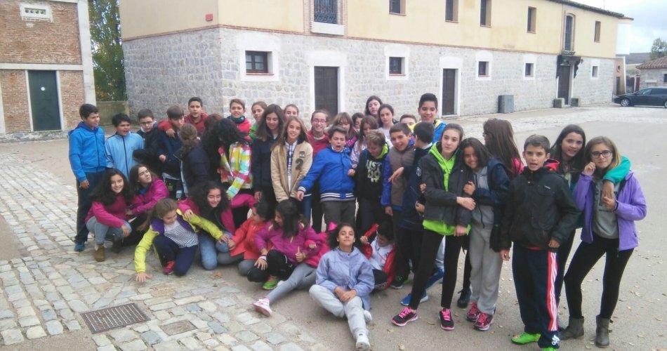 Participantes del Colegio Milagrosa-Las Nieves