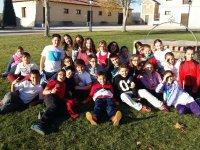 3ª Convivencia: Colegio Cervantes