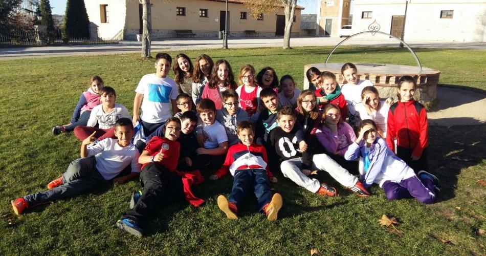 Participantes del Colegio Cervantes