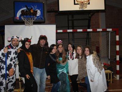Participantes del Colegio Santo Tomás y Colegio Juan de Yepes