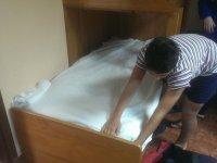 Hacemos nuestra cama