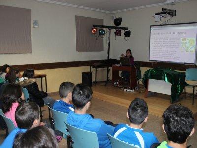 Participantes del I.E.S. Eulogio Florentino Sanz (Arévalo)