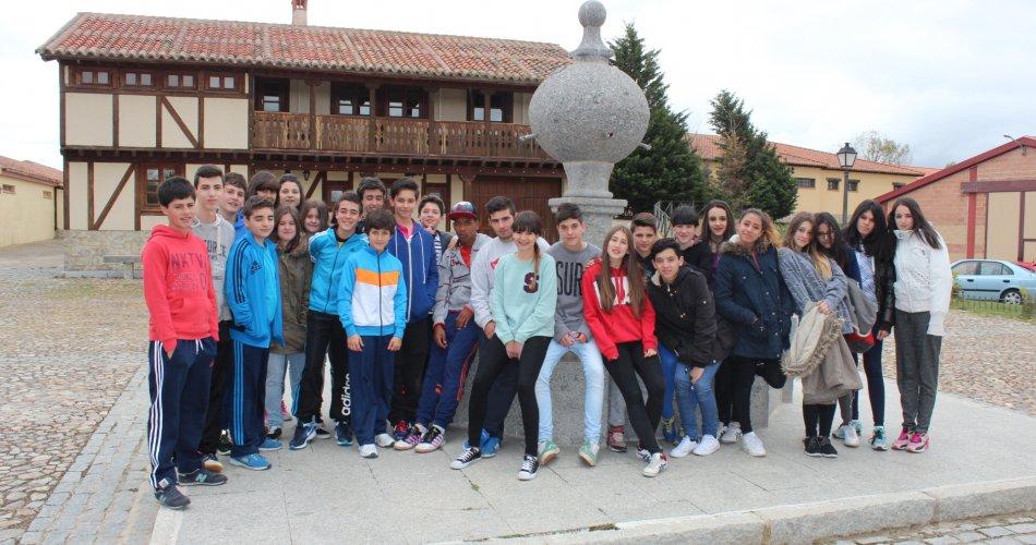 Participantes del C.C. Divina Pastora (Arenas de San Pedro)