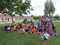 11ª Convivencia: C.R.A. Alto Tietar (Santa María del Tietar, Navahondilla y Casillas), C.P. Vicente Aleixandre (Las Navas del Marqués) y C.R.A. Valdelavía (Herrandón de Pinares)