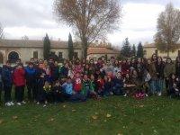 4ª Convivencia: Colegio Medalla Milagrosa-Las Nieves (Ávila)