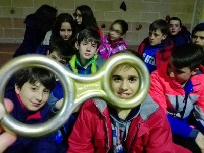 Participantes del Colegio Medalla Milagrosa-Las Nieves (Ávila)