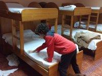 Haciendo nuestras camas