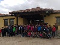 2ª Convivencia: C.R.A. Moraña Baja (Langa y Horcajo de Las Torres), C.R.A. La Gaznata (San Bartolomé de Pinares), C.E.O. Virgen de Navaserrada (El Hoyo de Pinares), C.R.A. Llanos de Moraña (Villaflor), C.R.A. Tomás Luís de Victoria (Blascosancho y Sancridrían) y C.E.I.P. Juan XXIII (Fontiveros)