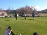 Iniciación al Golf (Putt)