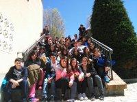 7ª Convivencia: I.E.S. Sierra del Valle (La Adrada)