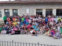 12ª Convivencia: C. Los Arevacos (Arévalo), C.E.I.P. La Moraña (Arévalo), C.R.A. Alto Tietar (Hoyos del Espino) y C. Concepción Arenal (Casavieja)