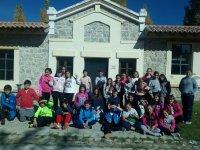 2ª Convivencia: CEIP Santísimo Rosario y CEIP Cervantes (Ávila)