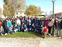 5ª Convivencia: C.C. Milagrosa-Las Nieves (Ávila)