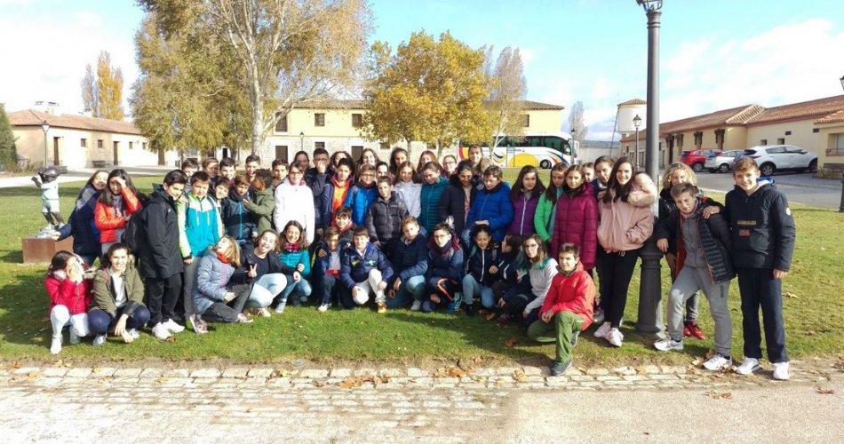 Participantes del C.C. Milagrosa-Las Nieves (Ávila)