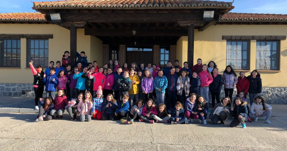 Participantes del CC Pablo VI (Ávila)