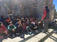 Visita a Ávila Capital
