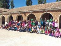 6ª Convivencia: C.E.I.P. Moreno Espinosa (Cebreros), C.C. Divina Pastora (Arenas de San Pedro), C.E.O. Virgen de Navaserrada (Hoyo de Pinares), C.E.I.P. El Zaire (Burgohondo) y C.R.A. Fuente Adaja (Muñana)