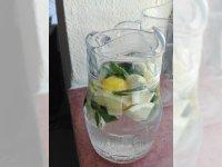 Taller de cocina y nutrición, refrescos naturales