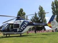 Cuerpo Nacional de Policía - helicóptero