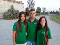 Elena, Jonathan y Ruth