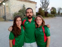 Myriam, Carlos y Soraya