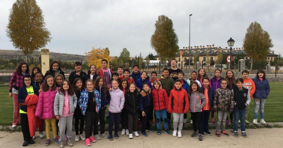 Participantes del C.E.I.P. Cervantes (Ávila)