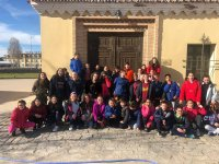 7ª Convivencia: CEIP Comuneros de Castilla y CC Santísimo Rosario – Mosen Rubi (Ávila)
