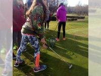 Golf, putt