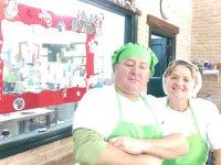 Master Chefs: Dani y Magdalena