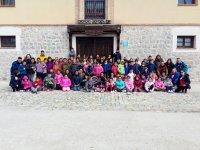 2ª Convivencia: CRA La Gaznata (San Bartolomé de Pinares), CEIP El Zaire (Burgohondo), CRA Tomás Luís de Victoria (Blascosancho, Sanchidrian y Pajares de Adaja), CEIP Juan XXIII (Fontiveros), CEIP Moreno Espinosa (Cebreros), CP San Juan Bautista (Maello), CRA Alto Alberche (Navarrevisca), CRA La Sierra (Cillan), CRA Moraña Baja (Langa), CC San Juan Bosco (Arévalo) y CRA Vetonia (Poyales Del Hoyo)