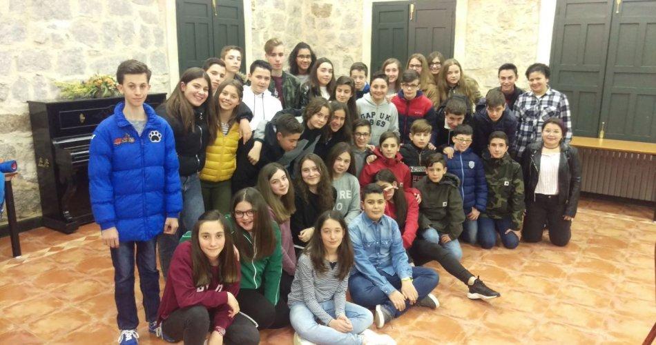 Participantes del CC Amor de Dios (Arévalo)