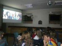 Noche de cine