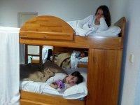A dormir chicas