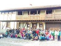 6ª Convivencia: CP Villa de La Adrada (La Adrada), CEO Virgen de Navaserrada (El Hoyo De Pinares), CP Gran Duque de Alba (Piedrahita), CRA Valdelavia (El Herradón de Pinares) y CRA Alto Gredos (Navarredonda de Gredos)