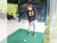 Iniciación al Golf, tiro largo