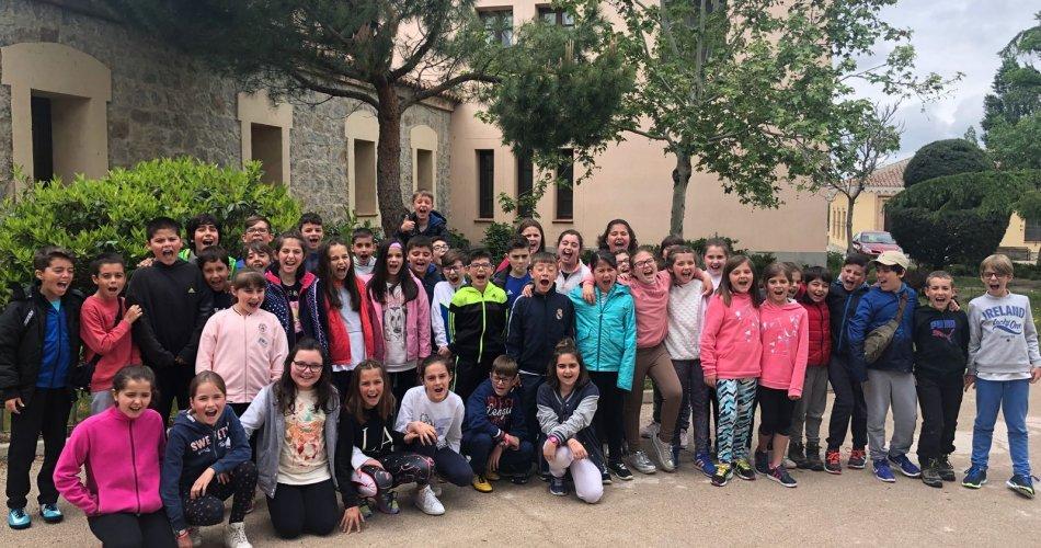 Participantes del CEIP Vicente Aleixandre (Las Navas del Marqués)