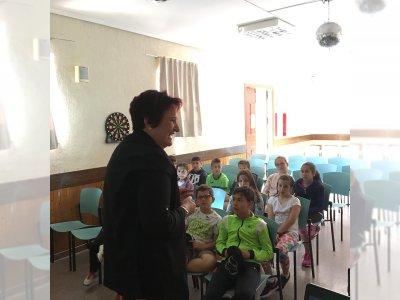 Participantes del CP Santa Teresa de Jesús (El Barraco), CC Amor de Dios (Arévalo), CEIP Los Arevacos (Arévalo), CRA Santa Teresa (Crespos y Flores de Ávila) y CP Concepción Arenal (Casavieja)