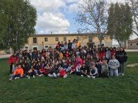 6ª Convivencia: I.E.S. Sierra Del Valle (La Adrada), C. San Juan Bosco (Arévalo) y I.E.S. Arenas De San Pedro (Arenas De San Pedro)