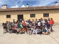 8ª Convivencia: C.C Santísima Trinidad (El Tiemblo) y C.R.A. La Sierra (Cillan)