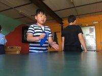 Wen-an nos enseña otro tipo de agarre