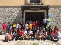 9ª Convivencia: C.C Santísima Trinidad (El Tiemblo) y C.C. San Juan Bosco (Arévalo)