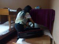 Hora de hacer las maletas