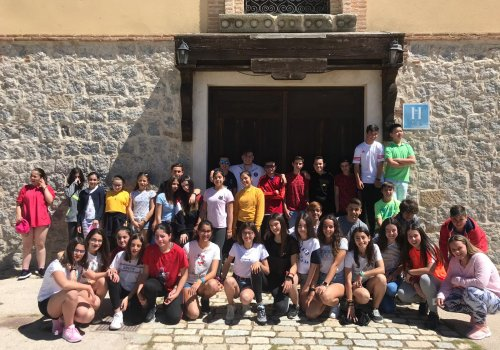 9ª convivencia del Programa Naturávila-Diputación 2019